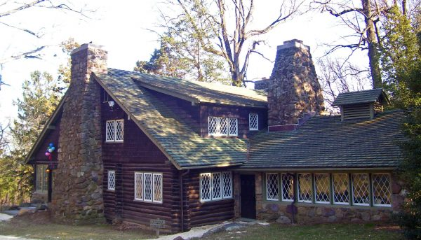 Craftsman Farms Gustav Stickley organized a sustainable community here in the early 20th century;