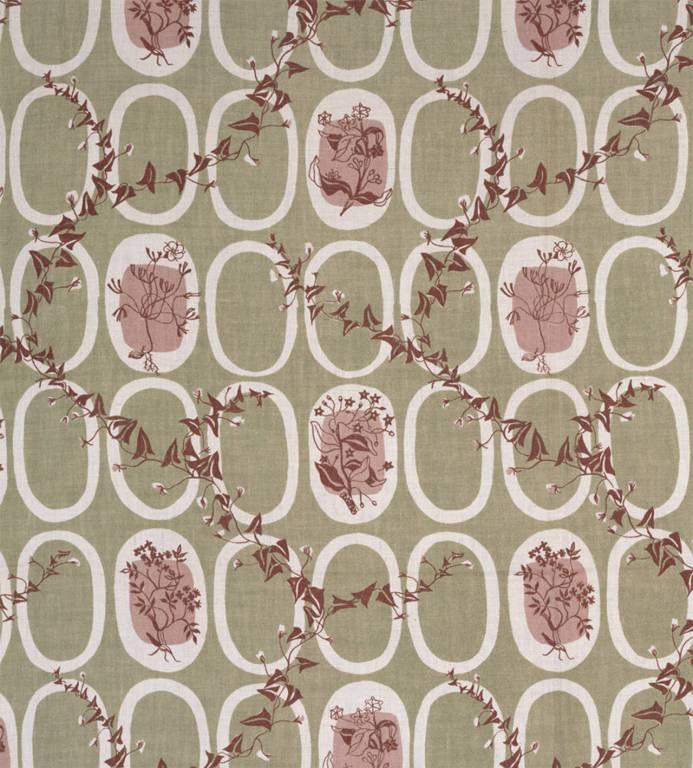 Fluellin, furnishing fabric, Lucienne Day, 1950