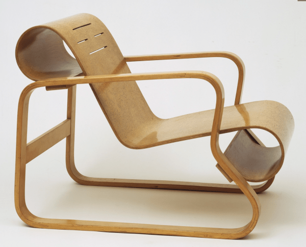 Paimo Chair designed by Alvar Aalto