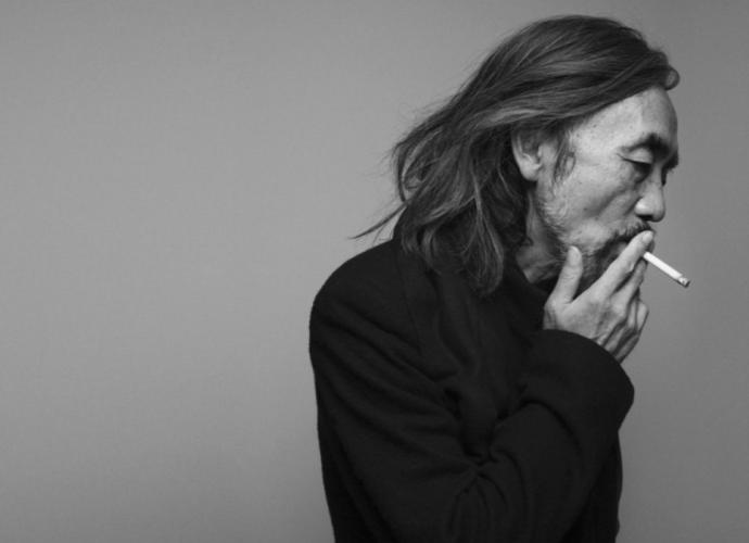 Yohji Yamamoto featured image in black and white