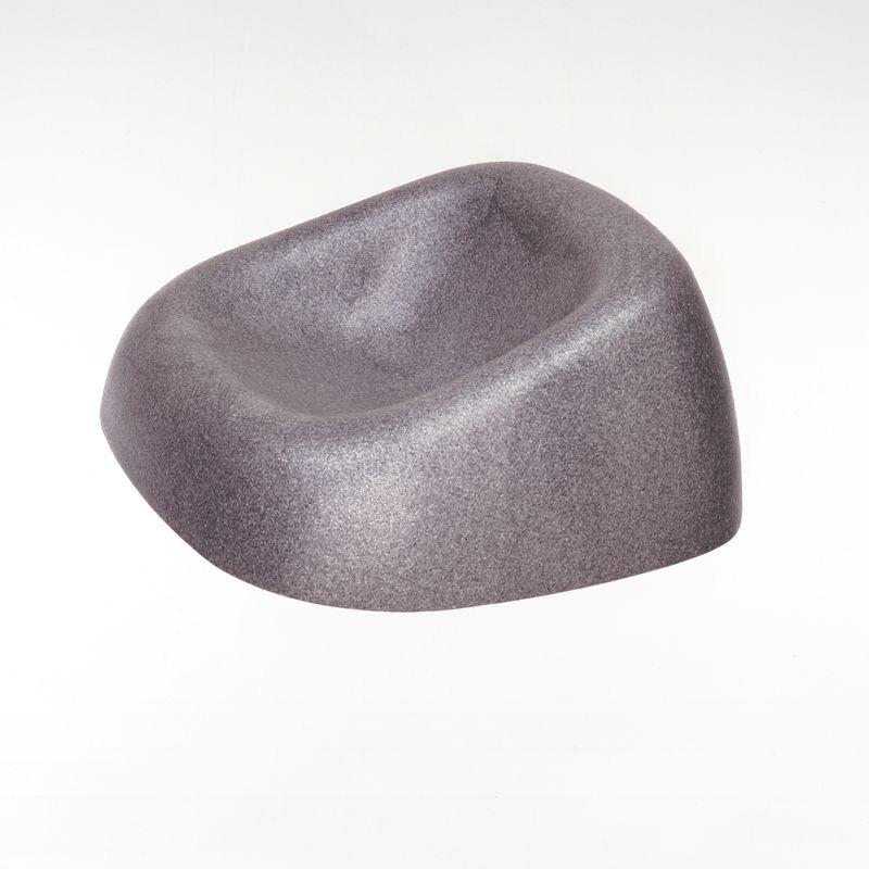 Air One styrofoam easy chair, 2000 designed by Ross Lovegrove