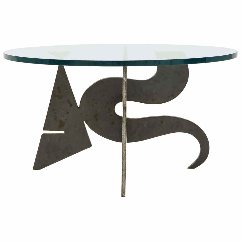 Bronze Coffee Table by Pucci De Rossi