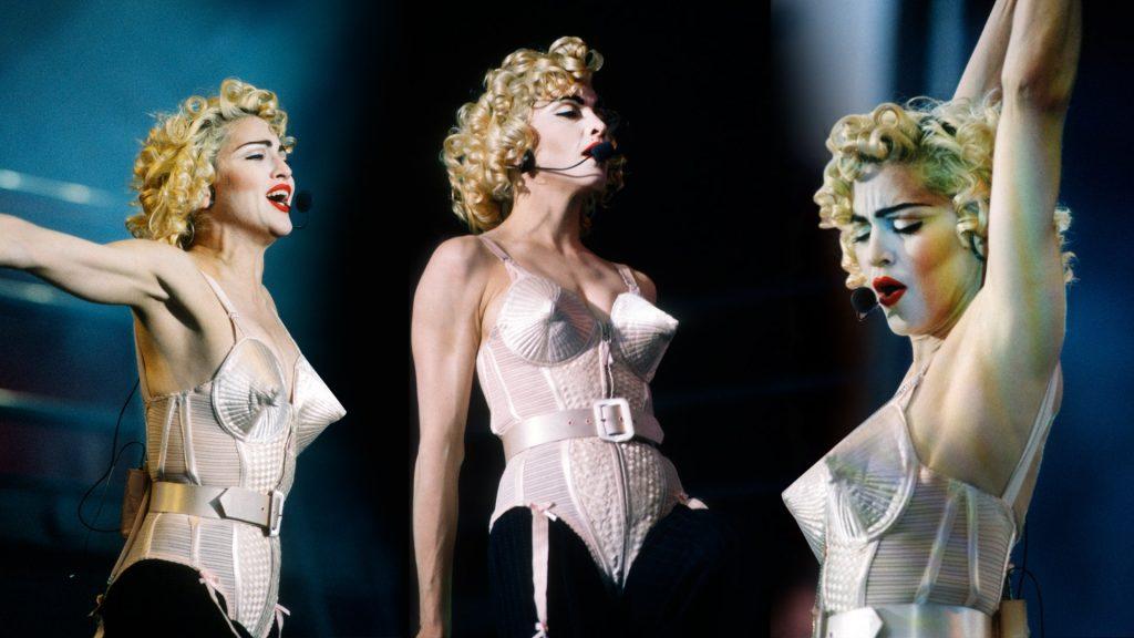 Madonna Conical Bra