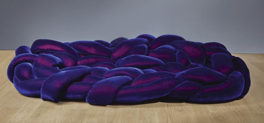 """""""Boa"""" Sofa, circa 2002 by the Campana Brothers"""