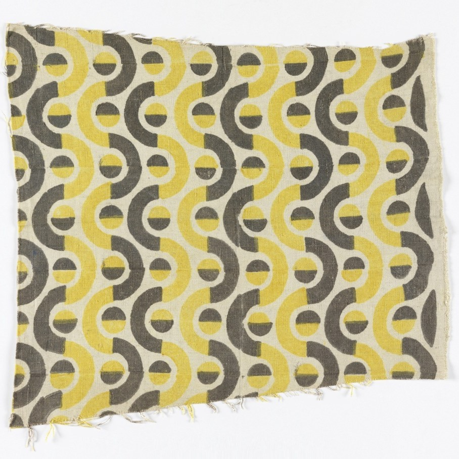 Textile (USA) 1934 designed by Ruth Reeves