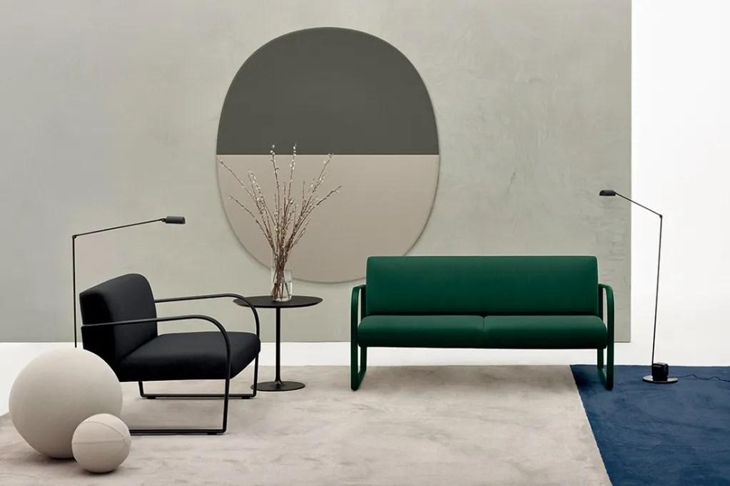 The Arper Arcos sofa