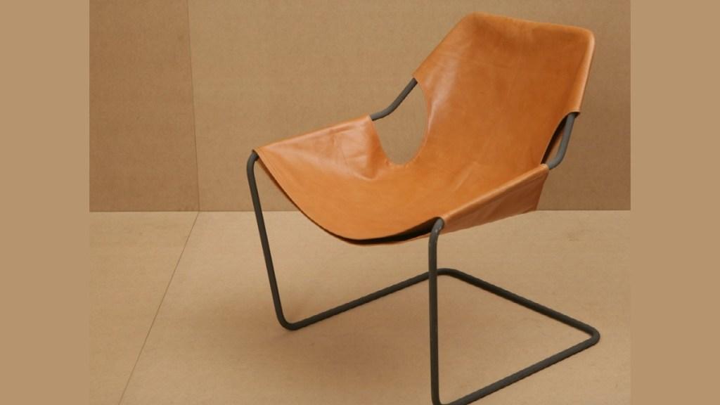 Paulistano Chair by Paulo Mendes da Rocha