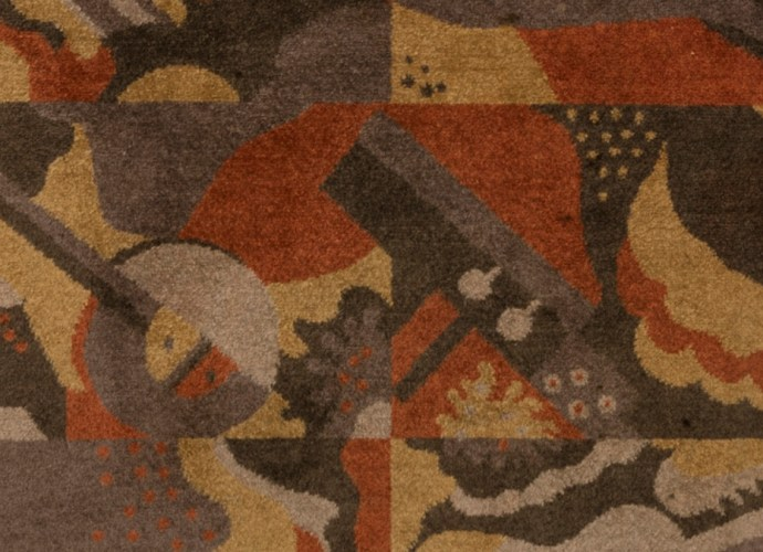 Ruth Reeves Carpet featured image