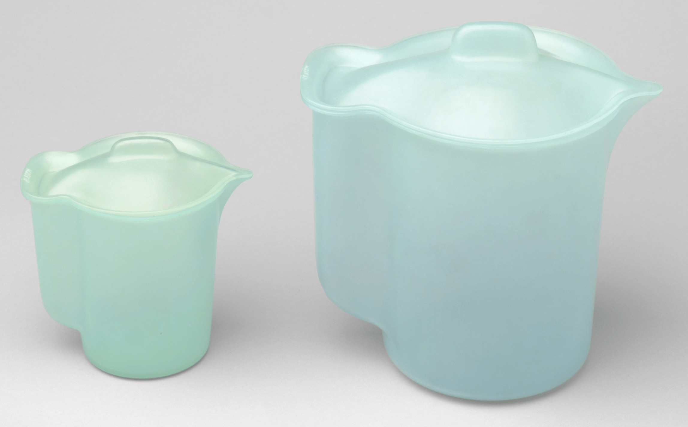 Pitcher and Creamer, 1946 by Earl Tupper