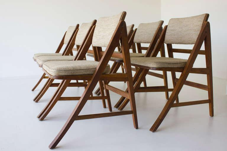 Dining Chairs for Dunbar by Edward Wormley