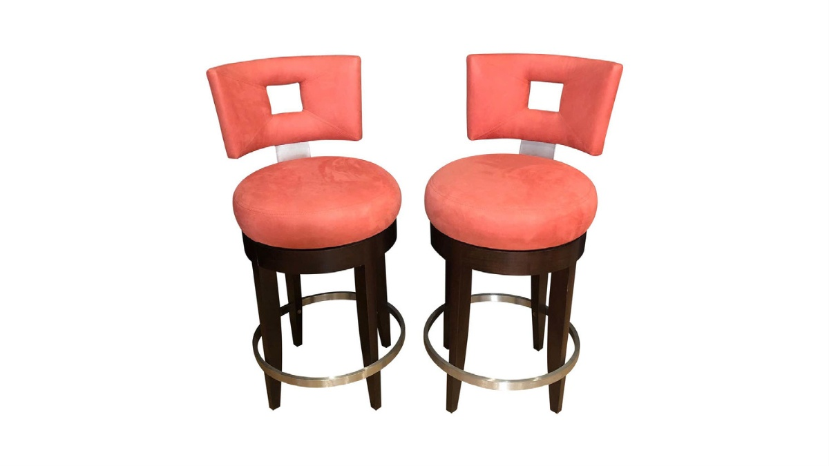 James Evanson stools