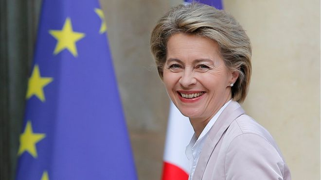 United States of EUROPE! Why new EU chief should terrify nationalists