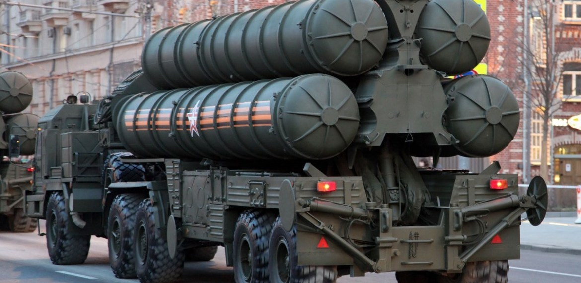 Russian CEO who oversees the Kremlin's military–industrial complex says the S-500 'will enter service very soon'