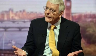 Brexit: UK will choose to rejoin EU after making 'colossal mistake' of leaving, says John Major
