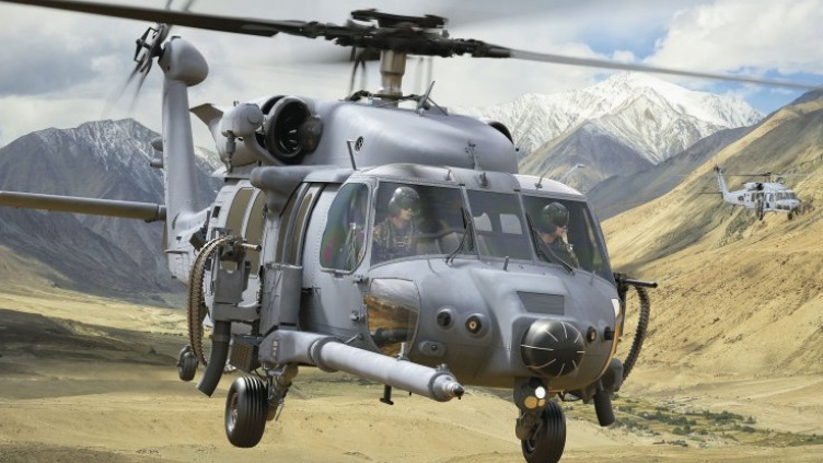 USAF seeks HH-60W upgrades, ahead of entry into service