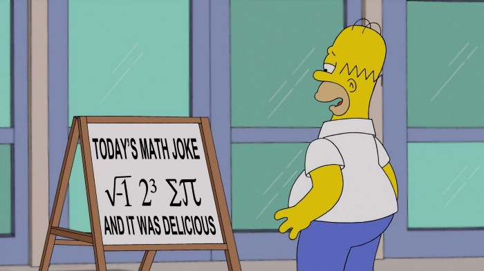 The Hidden World of Mathematics in The Simpsons