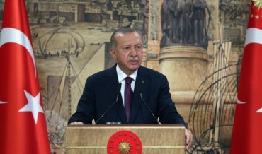 """Erdogan warns France to """"not conflict with Turkey"""""""