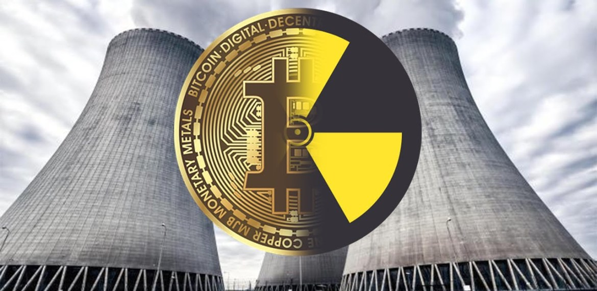 Mining Bitcoin with Nuclear Power