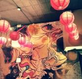 Tanoshii wall art!
