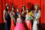 The Miss Illinois United States Class of 2015