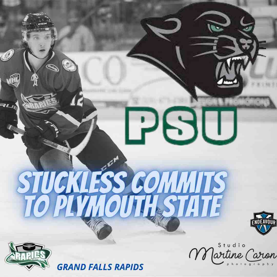 Stuckless Commits to Plymouth State