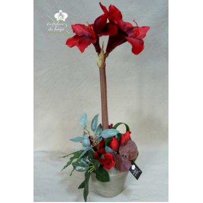 EN DEHORS DU TEMPS - Atelier floral intemporel - 100% made in France