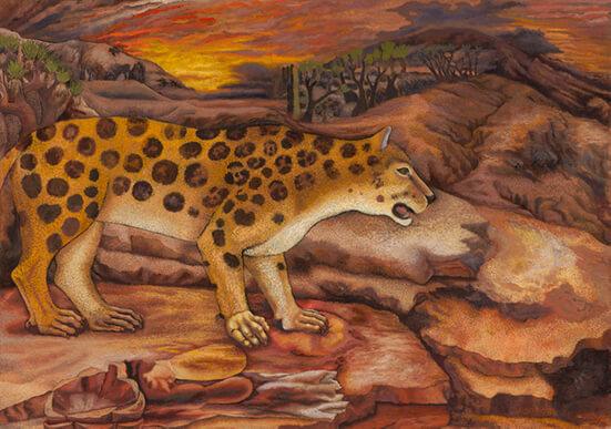 Filemón Santiago_Almas en desamparo_Arte_Oaxaca