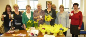 Marie Curie Spring Coffee Morning