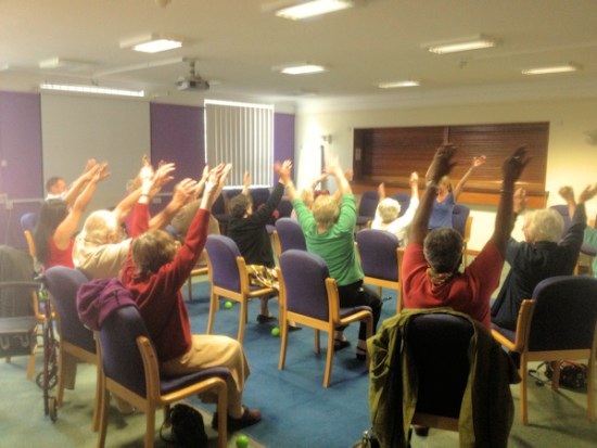 Blaby older person's forum