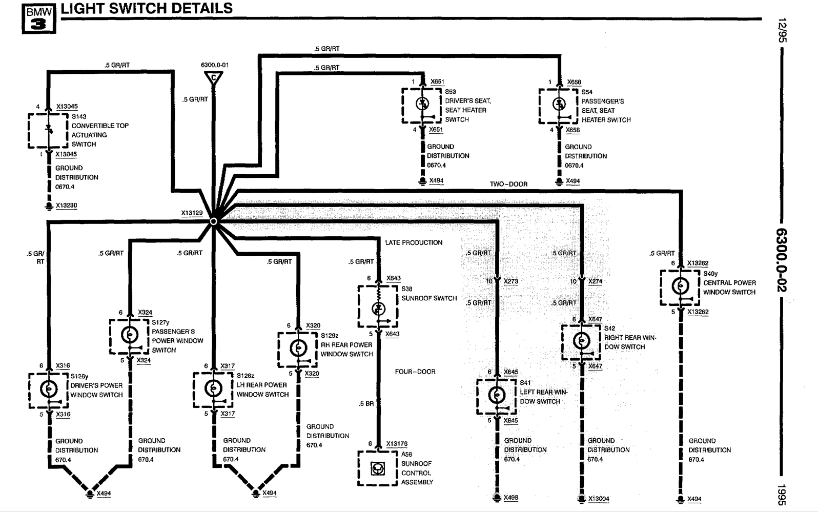 Bmw E39 Ews Wiring Diagram