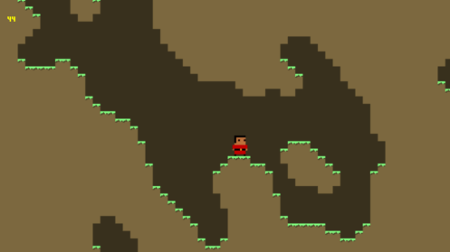 cave gen done