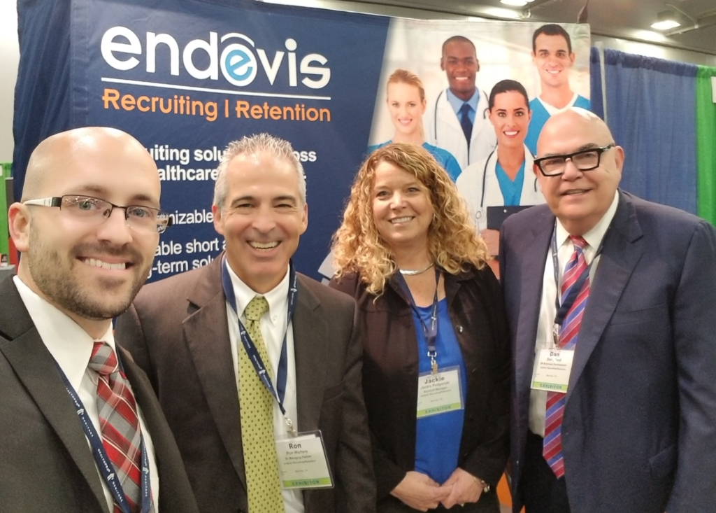 RPO Team at Ohio Health Care Association Conference