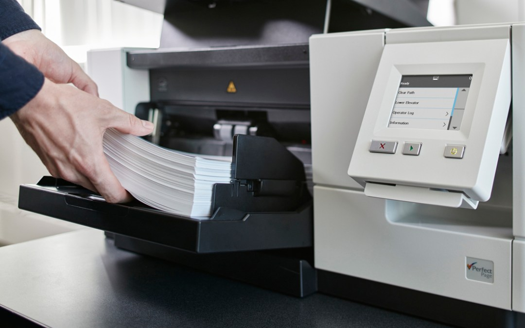 Kodak Document Scanning – Why Your Business Should Use It
