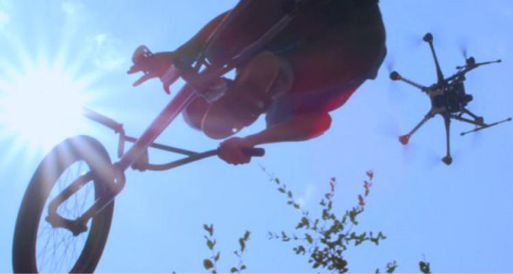 Drone - Sport - Endi Pons