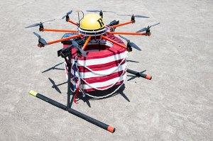 drone sauveteur