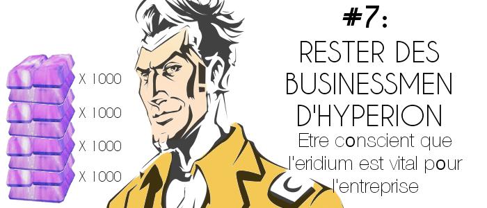 Endi-Businessmen d'hyperion