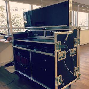 Equipos de producción profesional para Streaming