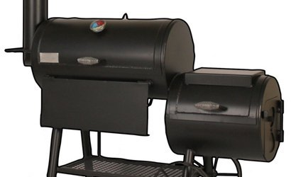 BBQ Smoker and Grill