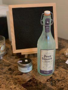 Thistle Finch Lavender Vodka