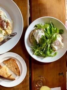 Smallman Galley Brunch