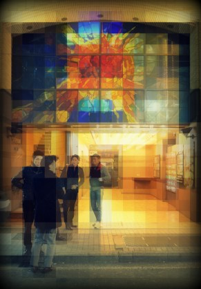 Pixelated Saints