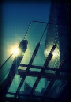 Pixelated Glass