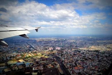 Saigon Skies