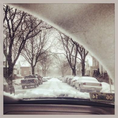 Snowshoe Road