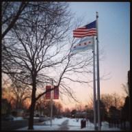 Winter Flag 2