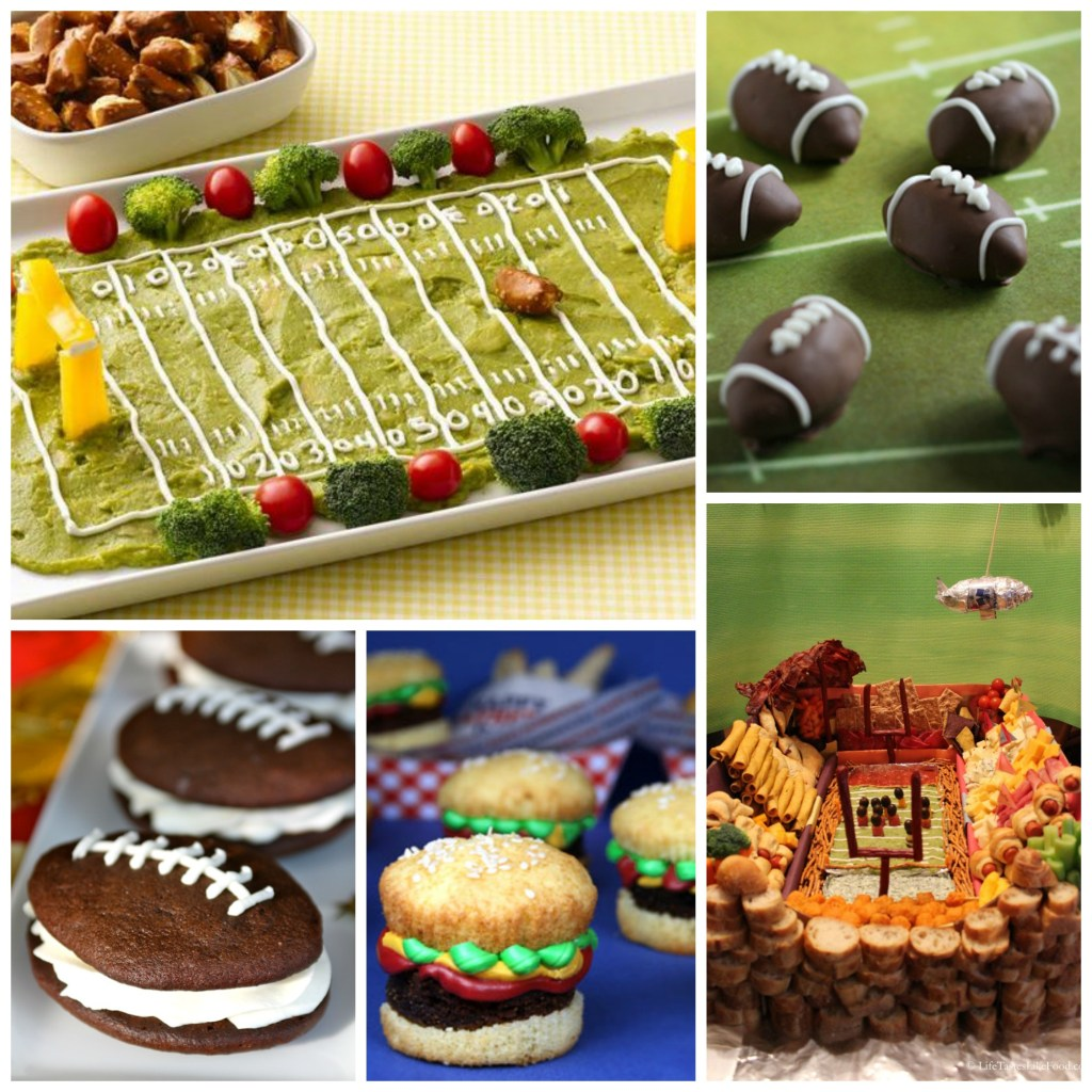 The Ultimate Tailgating Recipe Collection - Just Plain Cute