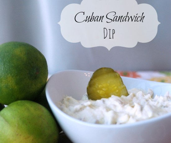 Make a tangy, creamy, delicious dip with all the amazing flavors of a Cuban sandwich