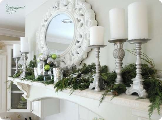 Tips and tricks for styling the perfect mantel