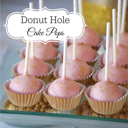 This is a genius way to make cake pops -- no mess, no fuss, and most importantly, no baking!! I can't believe I never thought of this before.