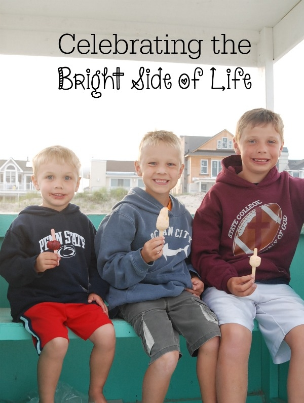 Celebrating the Bright Side of Life | Endlessly Inspired